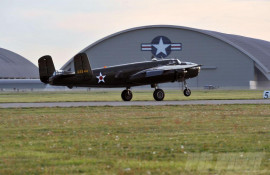 B-25 Mitchell bombers highlight events commemorating 75th Anniversary of the Doolittle Tokyo Raid
